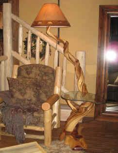 Montana Western Juniper Furniture